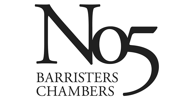 Sponsors No5 Barristers Chambers